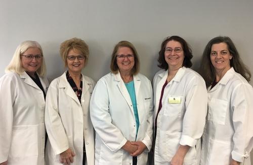 Mavis W. Garrett, Au.D., CCC-A, Jodi Ritchie, M.Ed, CCC-A, Dr. Lauren Matsko, Dr. Krystin Farrell
